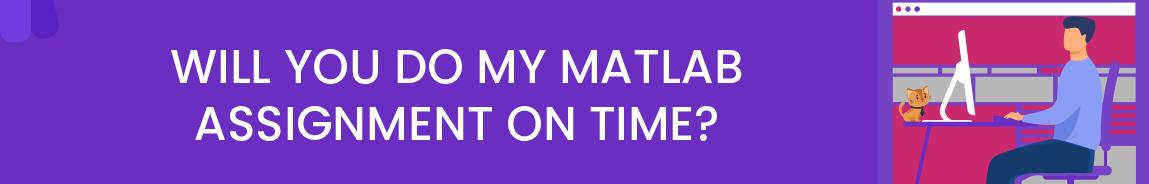 do my Matlab Asignment